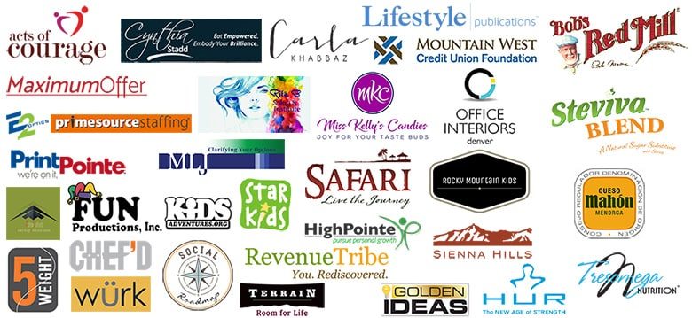 Brands Rebecca Blackwell has worked with.