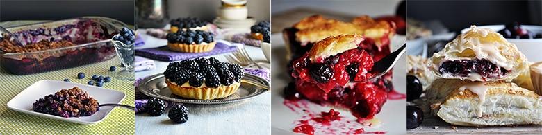 More berry recipes