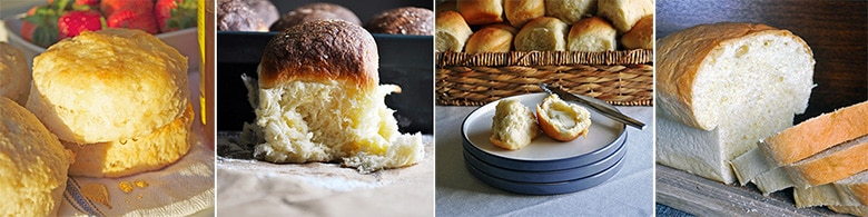 More bread recipes