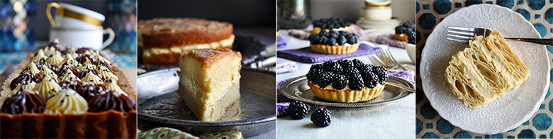 More pastry cream recipes you might like.