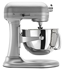 6-quart standing KitchenAid mixer
