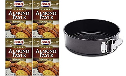 Almond Paste and Springform pan