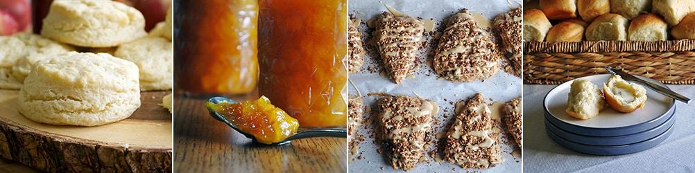 More baking recipes
