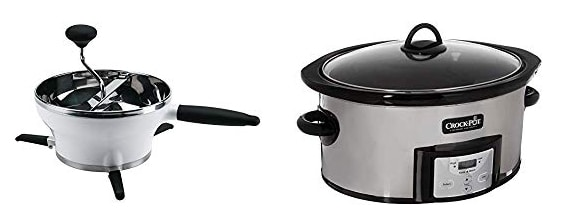 OXO Good Grips Food Mill and Crockpot Programable Slow Cooker