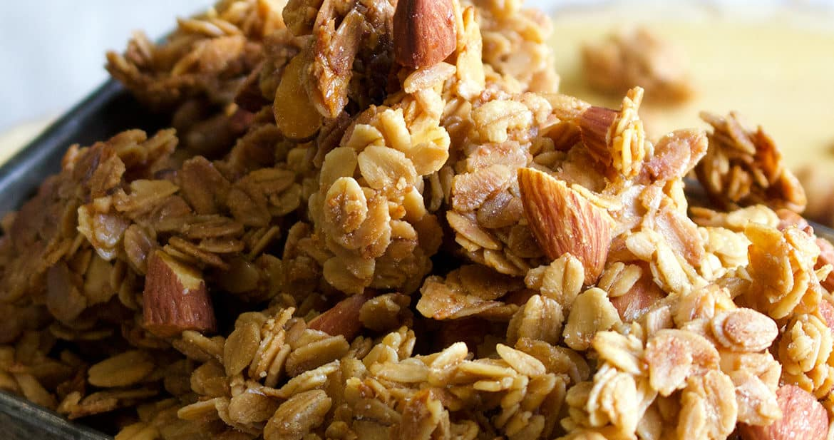 Everyone's Favorite Homemade Granola