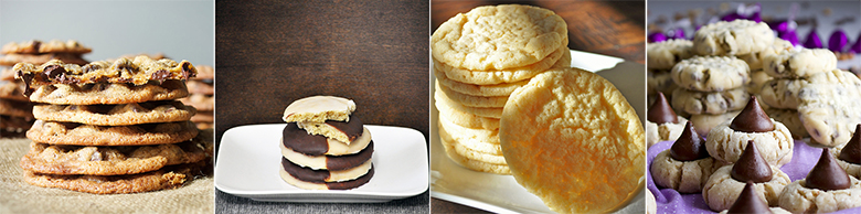 More great cookie recipes: The Best Thin and Chewy Chocolate Chip Cookies, Black and White Cookies, Melt-in-Your-Mouth Vanilla Sugar Cookies, Pecan Sand Tarts