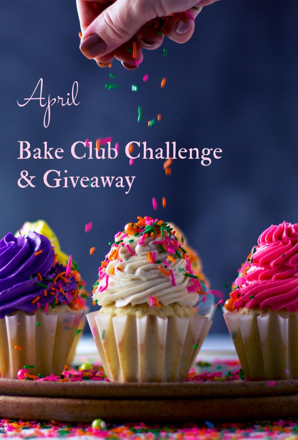 April Bake Club