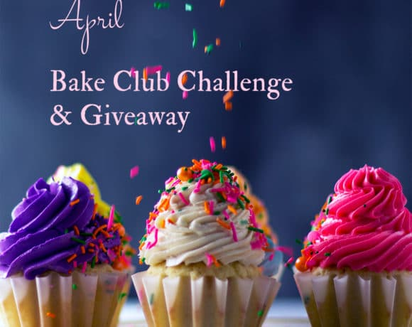 April Bake Club