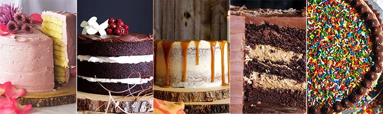 Favorite Layer Cakes
